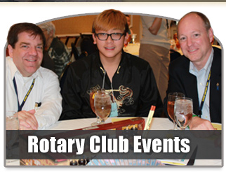 Rotary Club Events