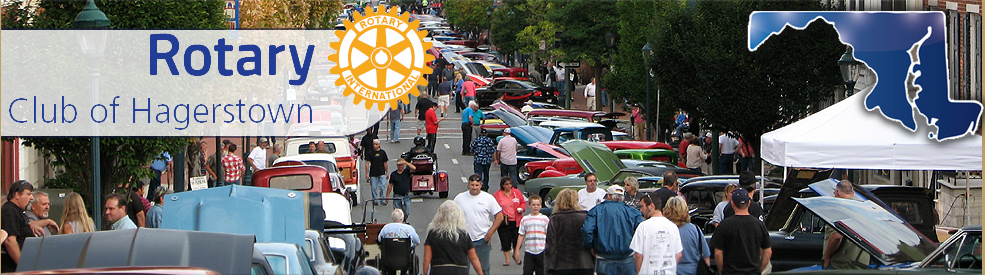 Hagerstown Rotary Club Events